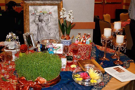 Haft-seen-Iranian Cultural Society of Johns Hopkins University