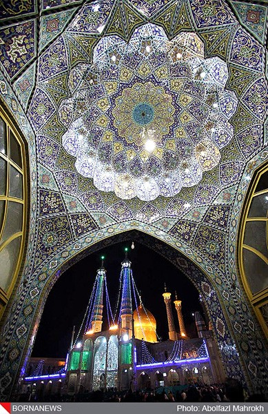Persian-New-Year-at-Masumeh-Shrine-qom-07