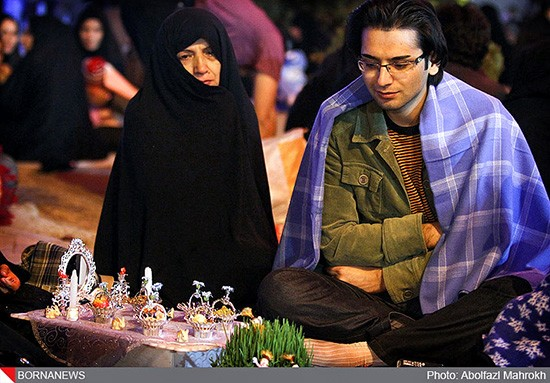 Persian-New-Year-at-Masumeh-Shrine-qom-08