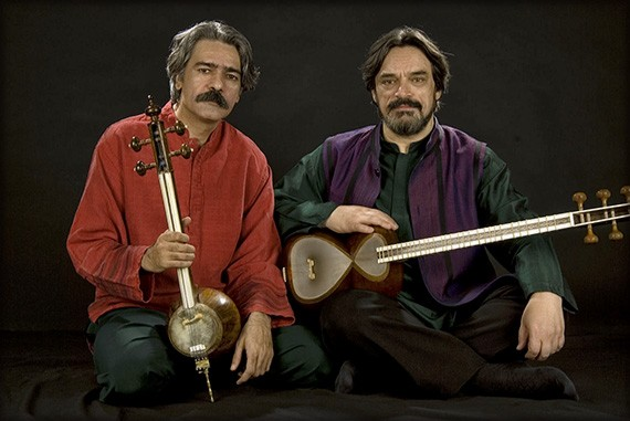 Kayhan Kalhor and Hossein Alizadeh