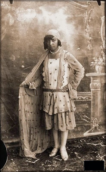 Vintage Fashion In Iran Photographs From The First Half Of The Twentieth Century