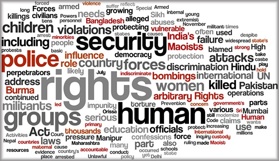 Issues: Justice and Accountability, Conduct of Security Forces, Violence against Minorities, Women's and Girls' Rights, Access to Education, and Child Soldiers, Sexual Orientation and Gender Identity