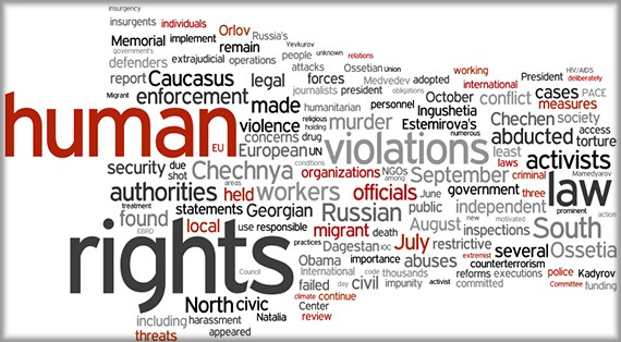 Issues: Civil Society, The North Caucasus, The Armed Conflict over South Ossetia, Migrant Worker Rights, Health Issues and the HIV/AIDS Epidemic