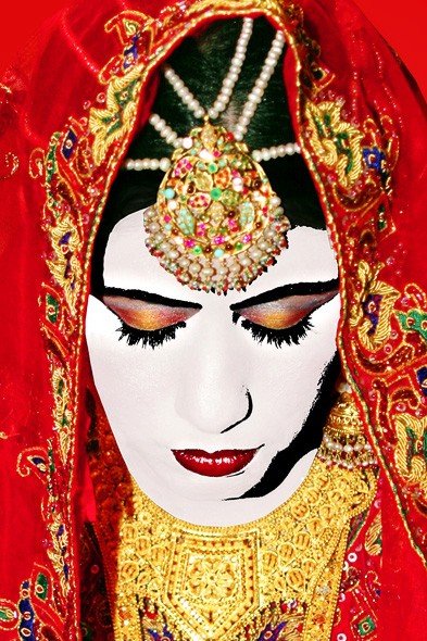 Balouch Bride series by Fataneh Dadkhah