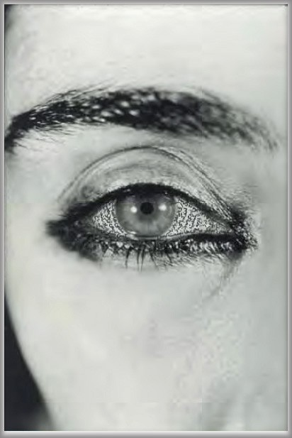 SHIRIN NESHAT - Offered Eyes 1993