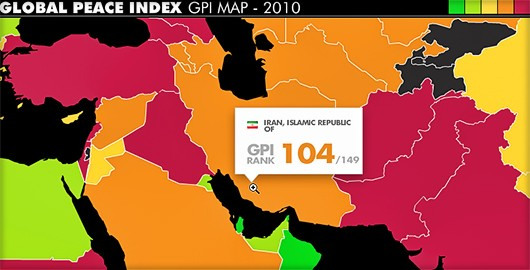 Global-peace-index-2010-iran-map