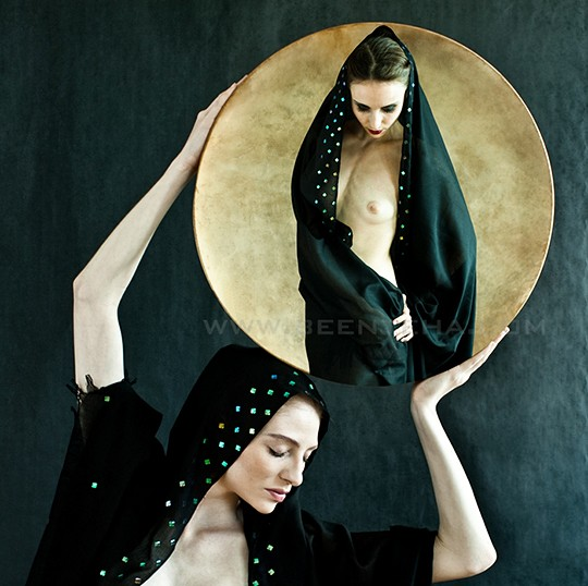 Persian Foto Series Inspired by Persian Poetry music by Rimsky