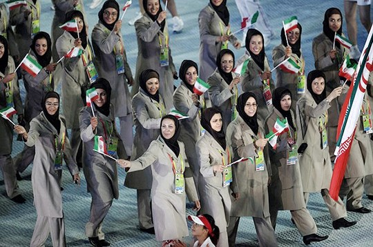 Iran-delegation-16th-Asian-Games-Guangzhou