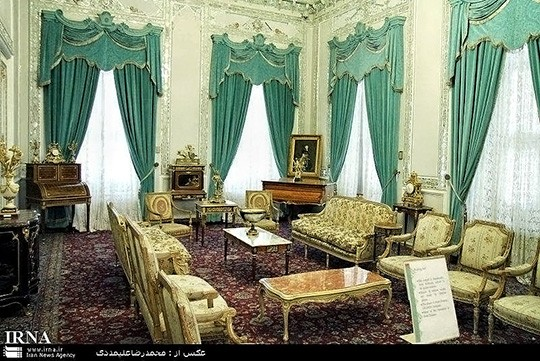 Reza Shah's Guests Waiting Room