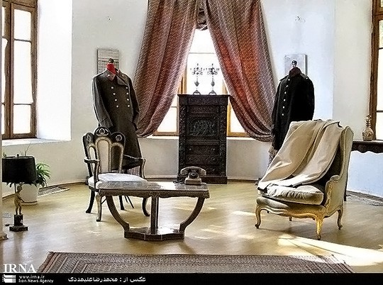Reza Shah's Clothes at the Museum of Contemporary History