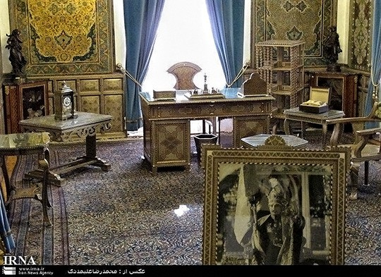 Reza Shah's Office