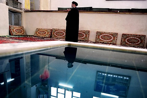Grand Ayatollah Borujerdi's home - 2008