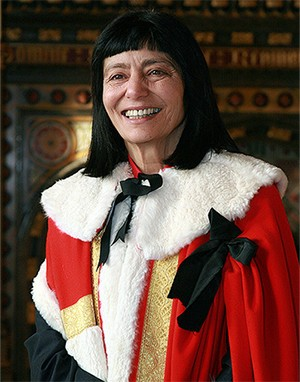 Professor the Baroness Haleh Afshar