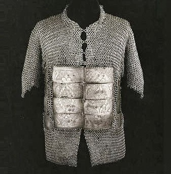 Shirt of steel  - Northen Caucasus (for Persian or Ottoman market) - late 15th century