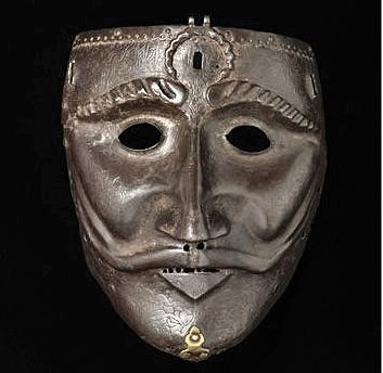 War Mask - Anatolia or Western Iran -15th century