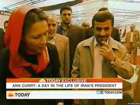 NBC-Ann-Curry-interviews-Ahmadinejad