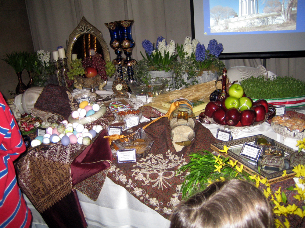 Norouz 2009 event at Philadelphia Museum of Art on March 8th 2