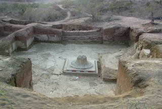 Sassanid fire temple discovered in central Iran