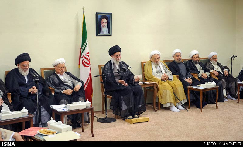 Iran S Supreme Leader Calls Chemical Weapons Concerns A Ruse