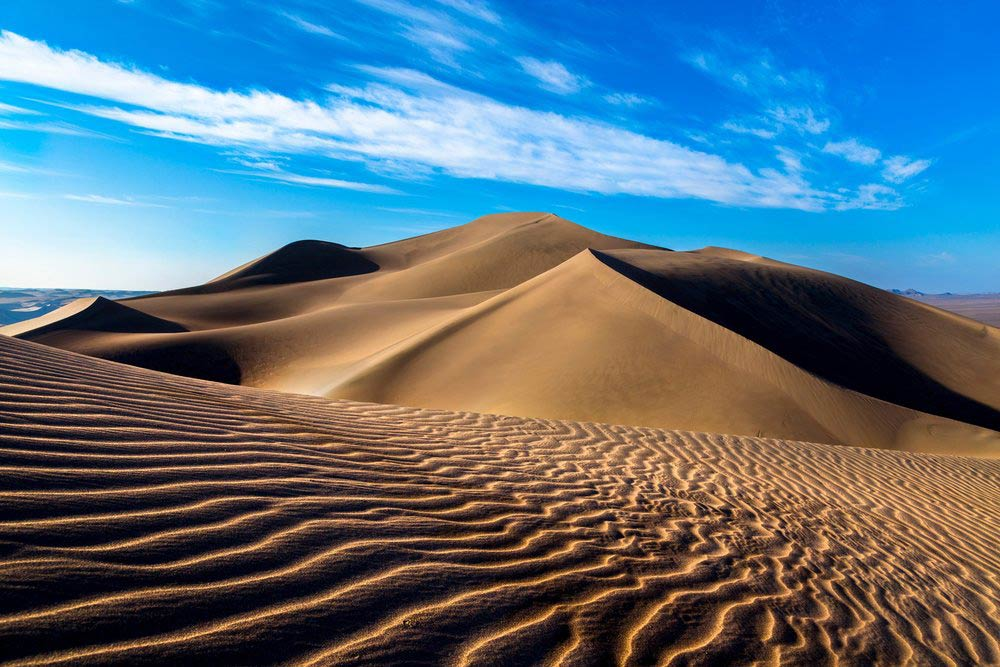 Iran's Lut Desert inscribed on UNESCO World Heritage List