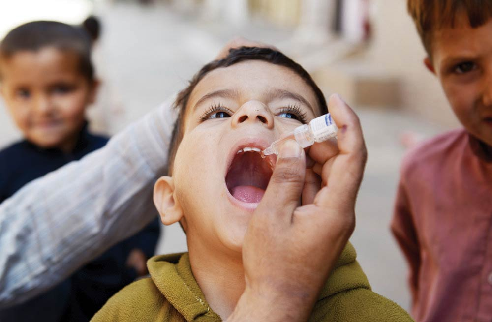 iran on verge of eliminating polio: health official, Skeleton